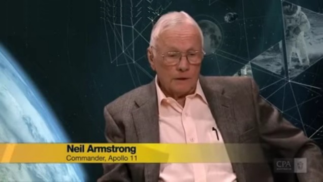 astronaut interview neil armstrong - photo #8